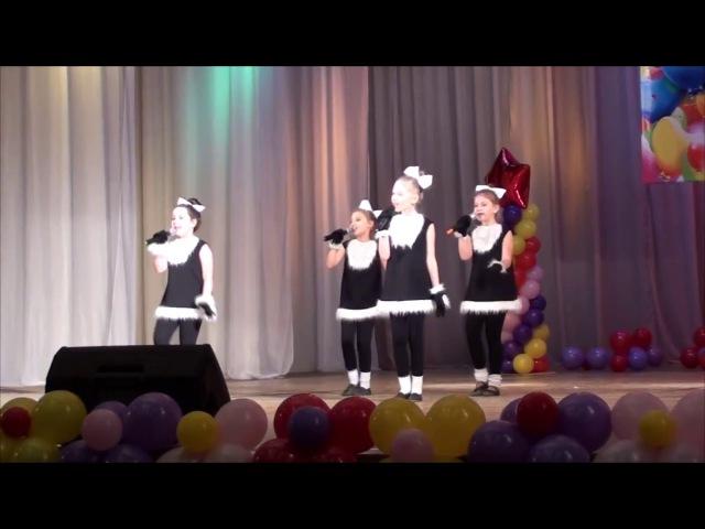 ЗВУКОГРАД фестиваль конкурс Территория детства 2017 Ансамбль Апельсин