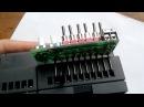 Siemens LOGO c имитатором входных сигналов