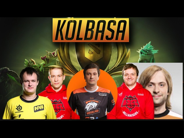 Dread, Solo, XBOCT, NS, Afoninje KOLBASAштурмуют Battle Cup