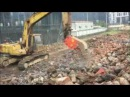 China Demolition Pulverizer