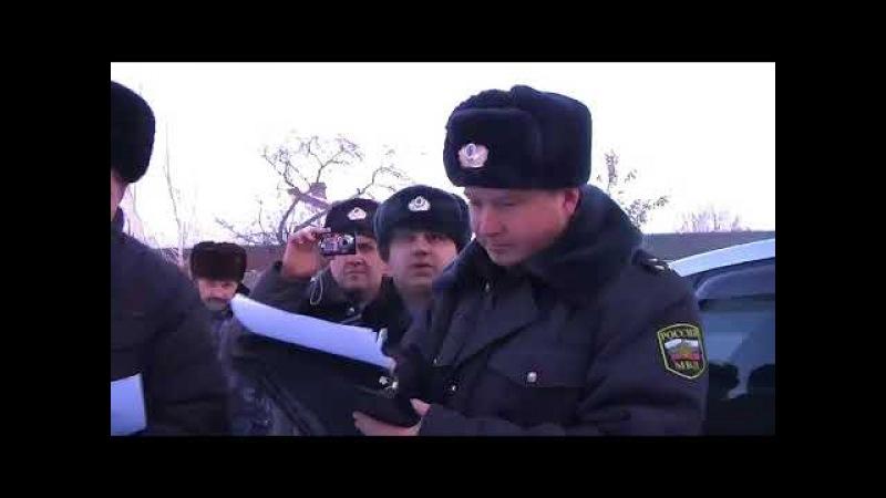 Запрет агитационных банеров КПРФ в Новоалтайске Полиция нарушает 67 ФЗ