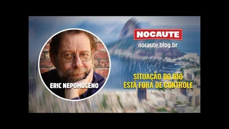 TEMER, ILEGÍTIMO VAMPIRÃO DA TUIUTI, DECRETA INTERVENÇÃO NO RJ