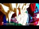 Dragon Ball FighterZ - BARDOCK SUPER SAIYAN Gameplay MOD Showcase