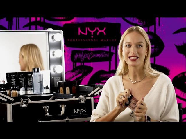 Ольга Фокс: обзор новинок NYX Professional Makeup