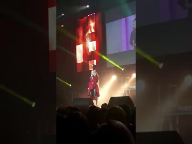 Лилия Гиматдинова - Мэхэббэт учагында (LIVE VIDEO)