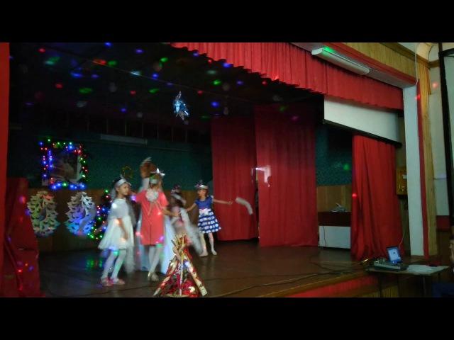 Воскресная школа Свято-Дмитриевского храма с. Ульянка. Рождественский спектакл ...