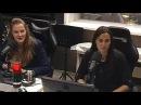Интервью с игроками гандбольного клуба Звезда Натальей Винюковой и Анной Богд