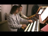 Edward Elgar - Pomp &amp Circumstance, Aare-Paul Lattik at concert on T
