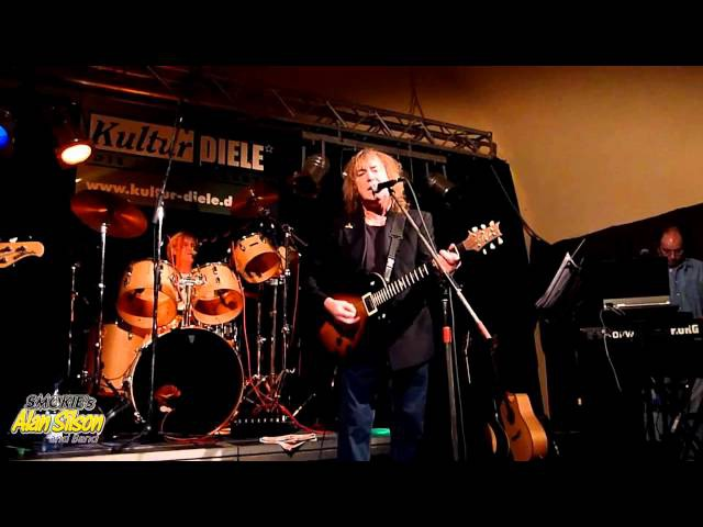 Smokie's ALAN SILSON and Band live in Dollern