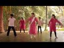 1 min Dance Cardio Exercise With Natya Aerobics