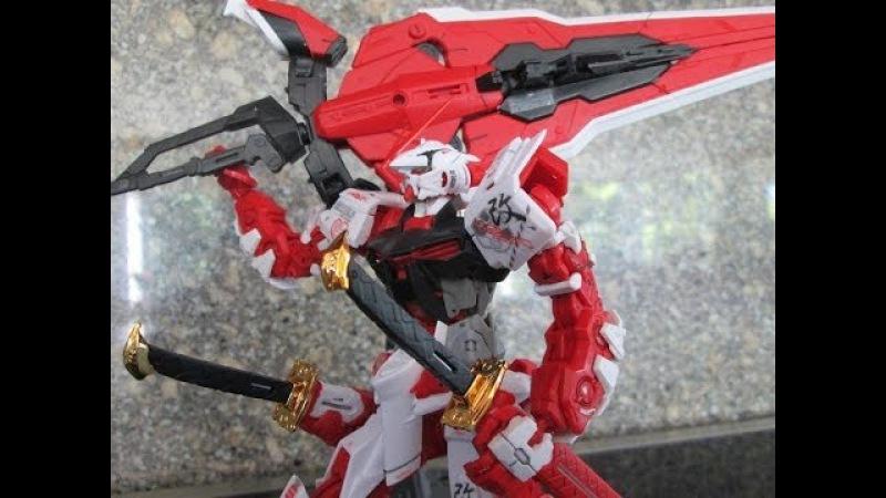 Gundam Astray Red Frame Daban Bootleg 1/100 Master Grade MG Philippines BebotsOnly