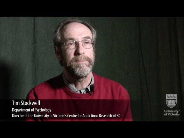 Faces of UVic Research: Tim Stockwell