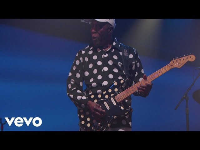 Buddy Guy - The Sky Is Crying (Jimi Hendrix tribute) (Jimmy Kimmel Live!)