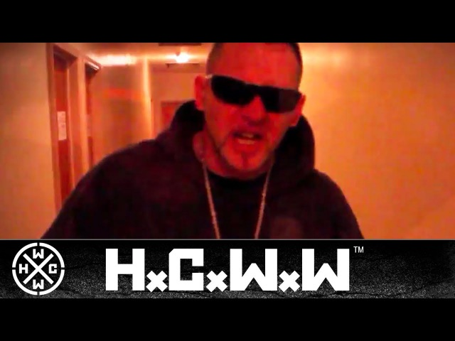 DIGGY ILL ROC - DRIVEN - HARDCORE WORLDWIDE (OFFICIAL D.I.Y. VERSION HCWW)
