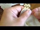 Aynur Şimşek İğne Oyası 7 Video Çiçek Yapımı