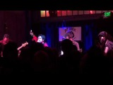 "The Coverups playing ""Suffragette City"" by David Bowie 1/29/18 at The Ivy Room in Alba"