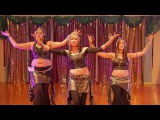 Heart Space Dance Collective performs at the Hawaii Bellydance Retreat, 2017