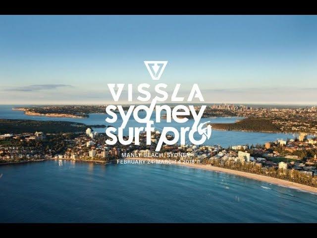 Vissla Sydney Surf Pro - Day 1