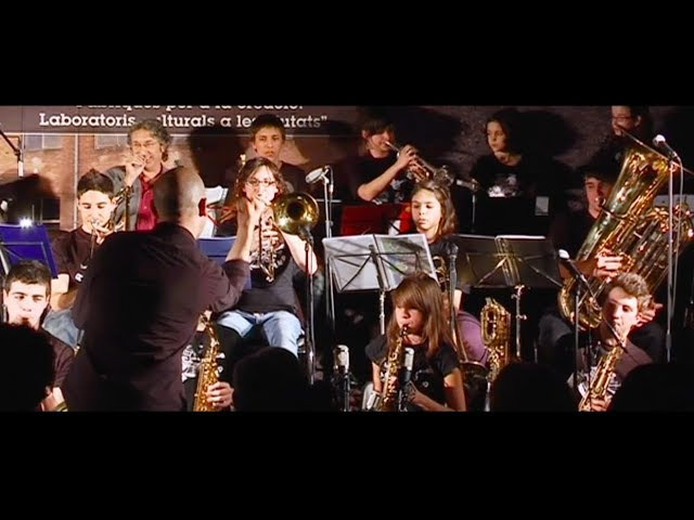 2010-- i found a new baby SANT ANDREU JAZZ BAND DICK OATTS MATEW SIMON