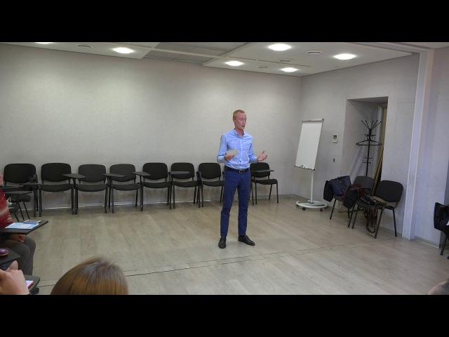 Отзыв Антон Неёлов о курсе ораторского искусства ORATORIS тренер Антон Духовский
