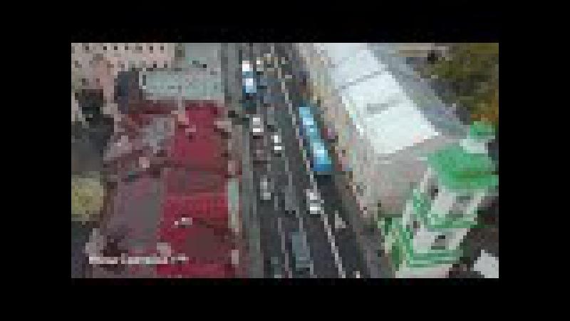 Магистраль. Сеть маршрутов наземного транспорта центра Москвы. Новые выделенны ...