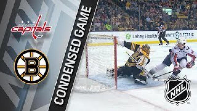 Washington Capitals vs Boston Bruins December 14, 2017 HIGHLIGHTS HD