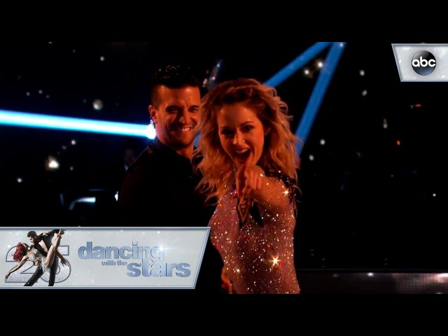 Lindsey and Mark's - Cha Cha - Dancing with the Stars