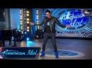 X Factor Russia Winner Hits the High Notes During His Idol Audition - American Idol 2018 on ABC