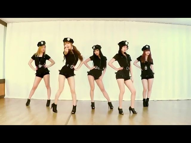 Girl's Generation Mr Mr Cover Dance by WAVEYA