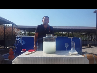 Как очистить Самогон Молоком. How to clean the Moonshine with Milk.