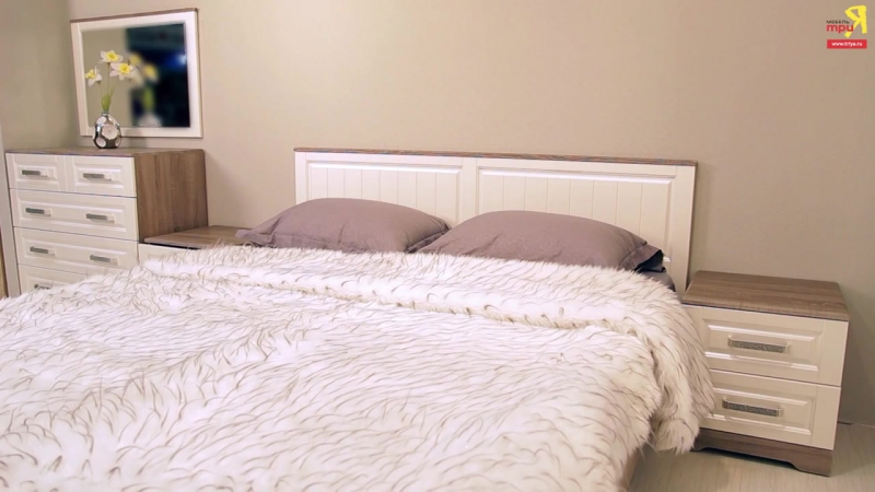 Модульная спальня Прованс смотреть онлайн без регистрации