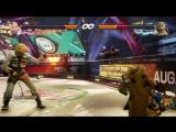 Лео VS Кинг (Tekken 7)