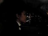 Девушка за рулём танцует лезгинку! Песня про Кавказ :))