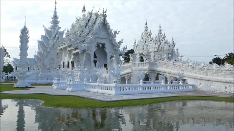 The White Temple (Wat Rong Khun) _ Chiang Rai