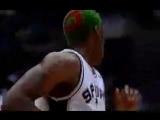 Лучший засранец NBA - Dennis Rodman!!!!!