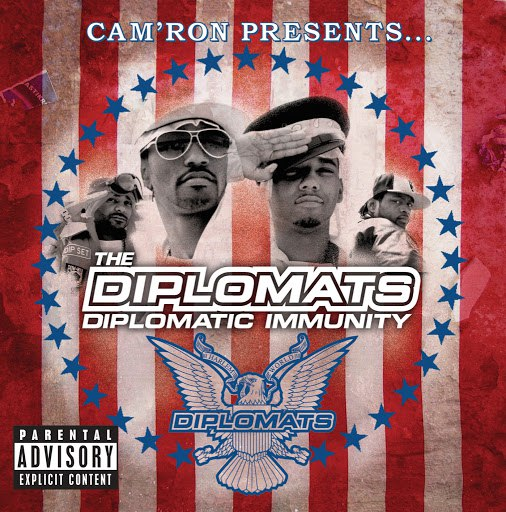 The Diplomats альбом Cam'Ron Presents The Diplomats - Diplomatic Immunity