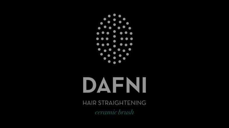 Dafni Hair Straightening Ceramic Brush - The Science Behind the Brush