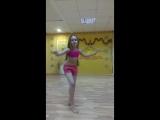 Екатерина Громова - детский восточный танец. Первые шаги в студии 'DALIYA', в Ро 14098