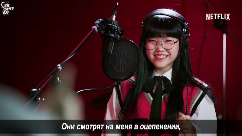 [MV] Temporary Idols Cast - Red Carpet (русс. саб)