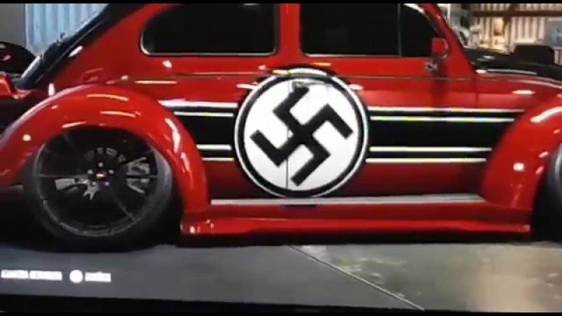 Volkswagen like it should look like In honour to our loved Führer