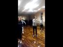 рабочие моменты -Танцуй как Петя