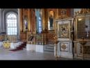 24.09.2017 г. Настоятелем собора протоиереем Александром Агейкиным в храме вмч.Никиты был отслужен молебен на начало уч. года 3.