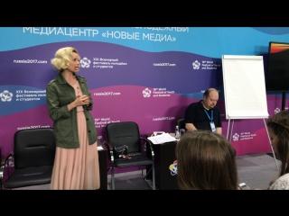 Баттл Елены Николаевой и Ильи Федосова: телеведущий VS корреспондент