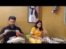 Zain Imam And Aditi Rathore Avneil Adiza Gifts segment part 1 Masti fans Real Vision Online News.mp4