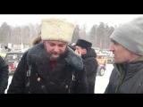 Срыв соревнований на озере Балтым
