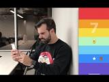 Rainbrow — iPhone X Eyebrow-Controlled Game