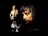 David Gilmour with Rod Stewart and John Paul Jones - In a broken dream 1992