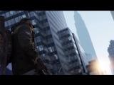 Tom Clancy's The Division - официальный трейлер