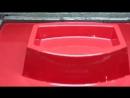 Вакуумная формовка термоформовка пластика Видео 1