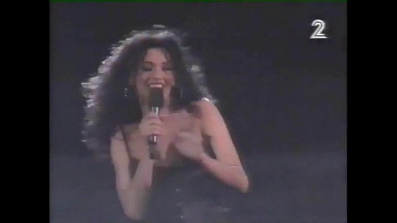 Dana International Offer Nissim - Ani Rotza Li-chyot (Channel 2) (1996)